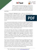 Presentación Proyecto iTest