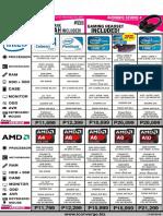 Iconverge Price List