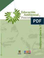 Memorias Foro Nacional Educacion Ambiental y Posconflicto