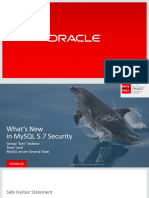 CON1559_Kodinov-OOW15 CON1559 What's New in MySQL Security
