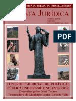 Controle Judicial de Políticas Públicas - Revista TJRJ