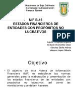 NIF B-16 expo