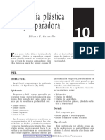 Cirugia Plastica y Reparadora.