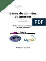 Polycopié Des Travaux Pratiques - TIC - Bases de Données Et Internet