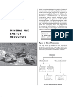 Geo12 India 7 Mineral and Energy Resources