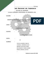 Estudio Hidrologico de La Microcuenca Chetillano