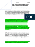 reporting and assessment essay edfd260