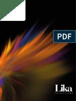 Catalogo 2015 LIKA Svjetlo