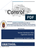 Control de Biodiesel FINAL