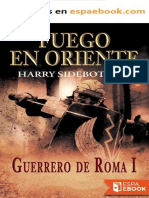 Harry Sidebottom-Fuego en Oriente