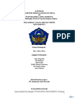 Laporan PKL Kel 1
