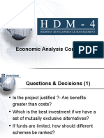 04HDM 4EconomicAnalysisConcepts2008!10!22
