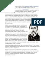 Chestionarul Lui Proust
