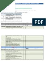 Modelo Auditoria de Linea Base 2015