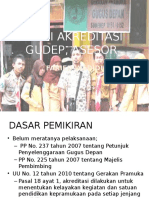 84555 Persiapan Tot Asesor Akreditasi Gugus Depan