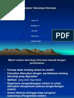 Preview Sistem Teknologi Informasi