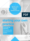 Professional Practice - Setting up an architecture practice
