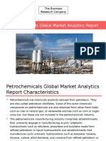 Petrochemicals Global Market Analytics Released By The Business Research Company