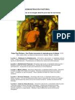 Seminario biblico gratuito - Administración Pastoral