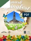 Lanark Springfest 2016 Brochure
