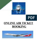 Online ticket booking.doc
