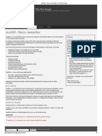 TniASM - Macro Assembler _ the New Image