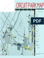 Singapore 2010 Circuit Map