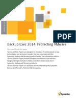 Backup Exec 2014-Protecting Vmware