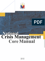 National Crisis Management Core Manual 2012
