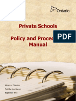 PrivateSchools_PolicyManual