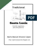 Santa Lucia - Duo