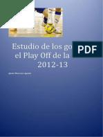 Estudio de Los Goles LNFS Play Off 2012-13