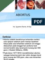 Abortus Ok