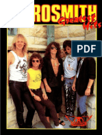 Aerosmith - Greatest Hits - Songbook