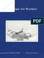 Strategic Air Warfare