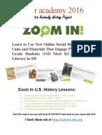 zoom in social studies academy 2016 final