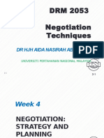 Ana Negotiation w4
