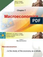 Chapter 7 - Macroeconomics