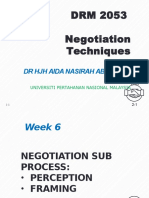 Ana Negotiation w6