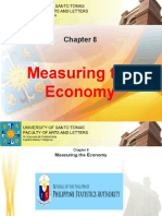 Chapter 8 - Measuring the Economy