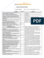 mentor observation checklist docx  1