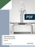 Multix Swing Datasheet