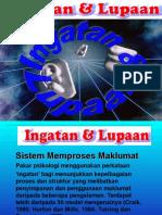 INGATAN & LUPAAN