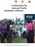 Life Skills Education Facilitator s Manual