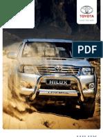 Hilux Brochure