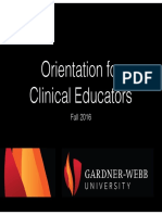 initial clinical eduators fall 2016