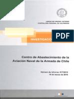 INFORME INVESTIGACIÓN ESPECIAL 817-15 CENTRO DE ABASTECIMIENTO DE LA AVIACIÓN NAVAL DE LA ARMADA DE CHILE SOBRE EVENTUALES IRREGULARIDADES - MARZO 2016.pdf