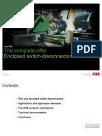 ABB b en Encl. Switch-discon. Isolators