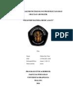 Laporan Filtrip Materia Medica