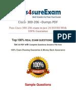 300-206 Practice Exam Test